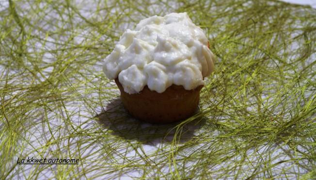 Cupcakes coco - Vegan