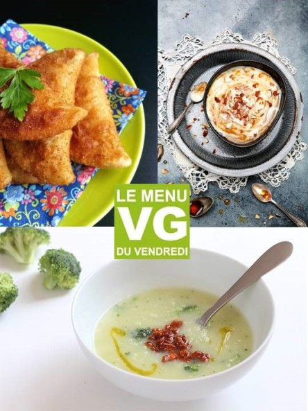 menu vg du 23 octobre 2015